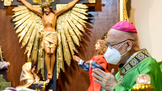 Homily of Bishop Ness Ongtioco for the Opening of the Synodal Consultation (Diocesan Phase)